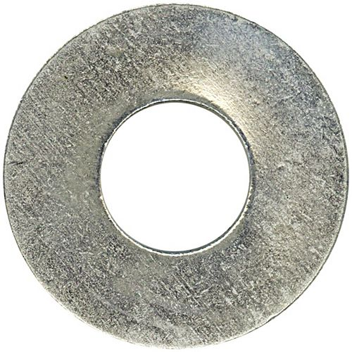 Paulin #6 (1/8-inch B.S.) Steel S.A.E. Washers - Zinc Plated