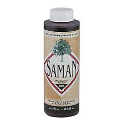 SamaN Water Based Stain Mahogany 236ml