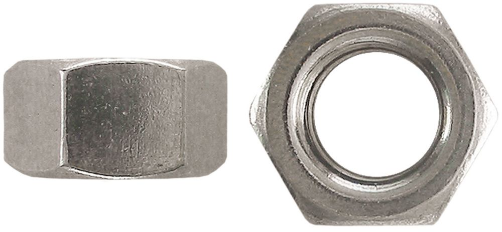 5/16-10 Mach Screw Nut
