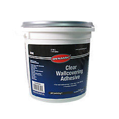 Dynamic Pro Clear Adhesive 3 8l The Home Depot Canada