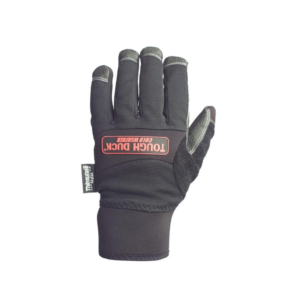 Precision Fit 40 Gram Thinsulate Glove Black X Large