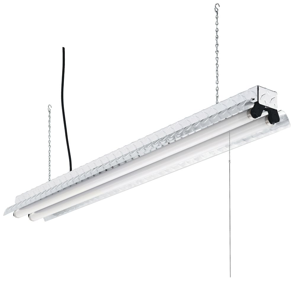 Lithonia Lighting 4 Ft. Diamond Plate Work Light | The Home Depot Canada