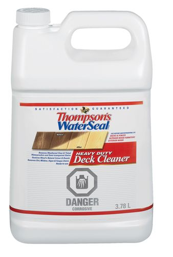 Thompson's Heavy Duty Deck Cleaner