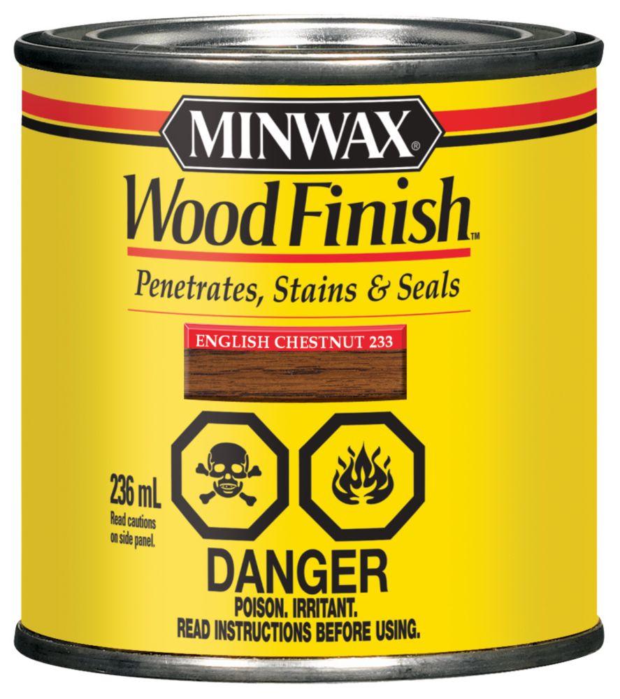 Wood Finish - English Chestnut