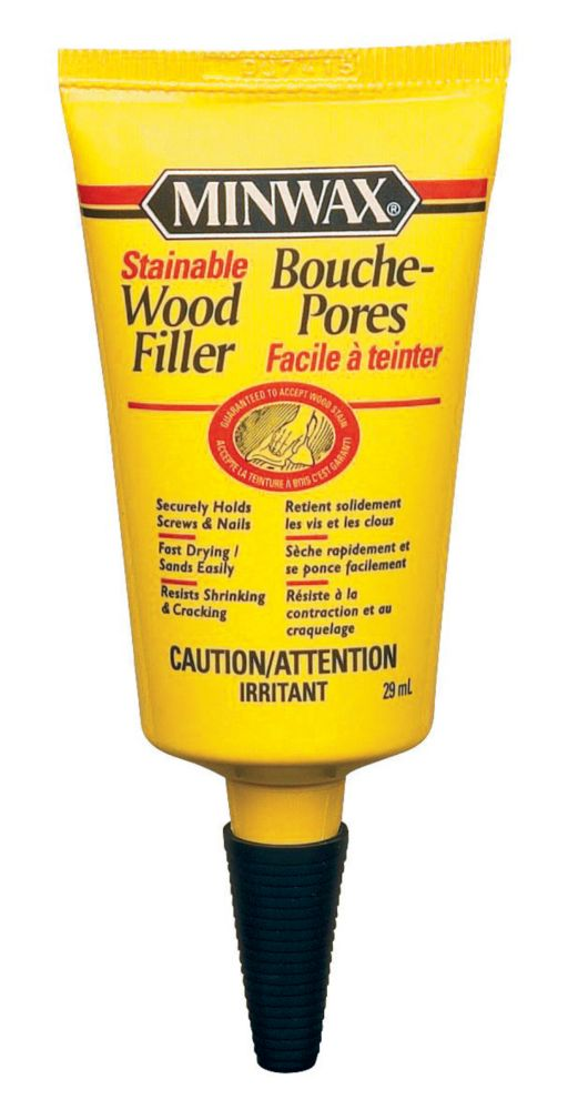 Stainable Wood Filler - 29 ml