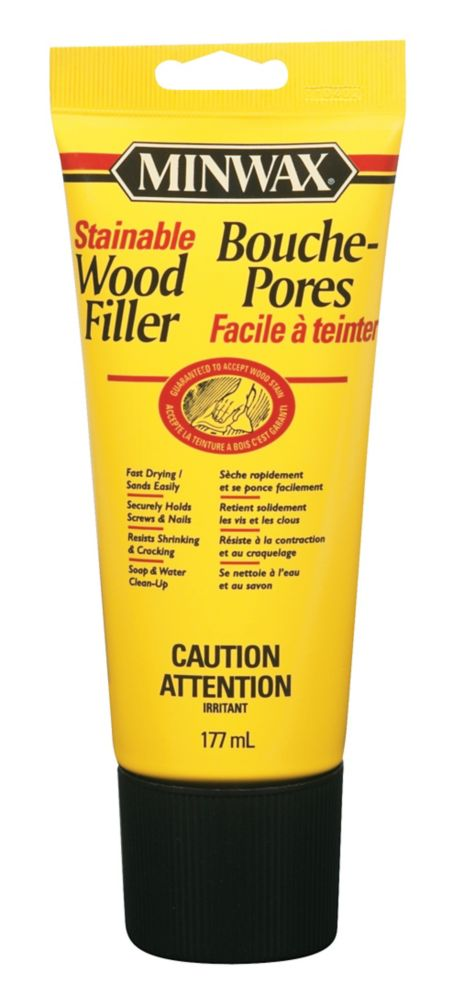 Stainable Wood Filler - 177 ml
