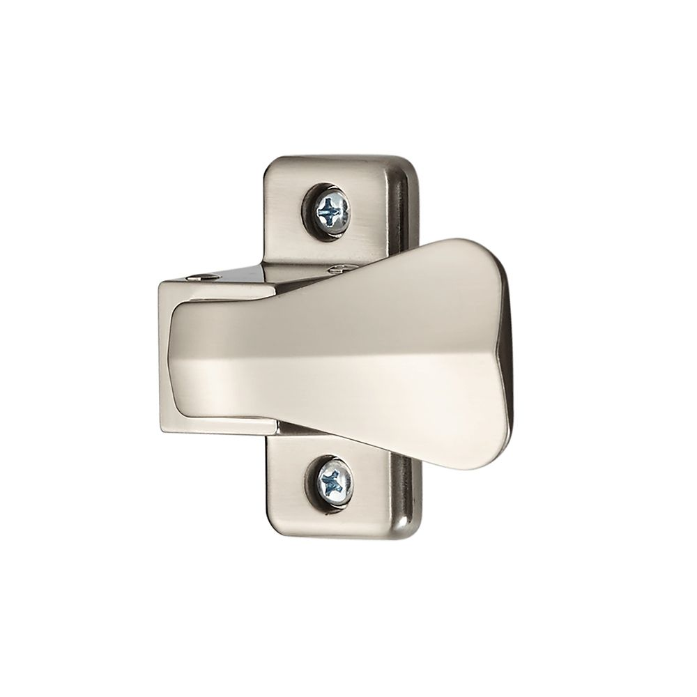 Universal Latch Brushed Chrome