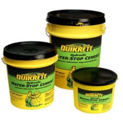 Quikrete Exterior Stucco Patch 4 5kg The Home Depot Canada