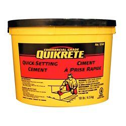 Quikrete Quick-Setting Cement 4.5kg