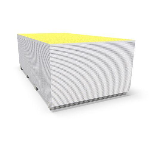 DensShield 1/2-inch x 4 Foot x 8 Foot Fiberglass Mat Tile Backer