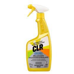 CLR Nettoyant pour cuisine et salle de bain, 12-760 ml