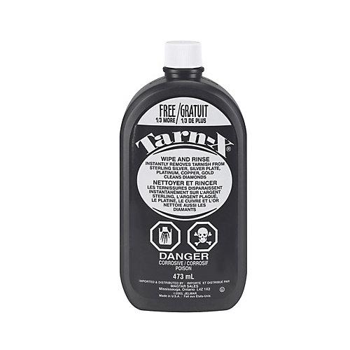 Nettoyant pour ternissures, 6-473 ml