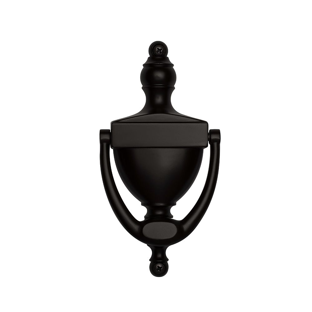 Oil Rubbed Bronze Surface Mount Door Knocker