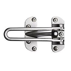 Satin Nickel Door Guard