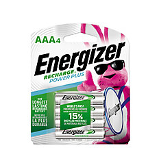 Rechargeable AAA Battery - (4-Pack)