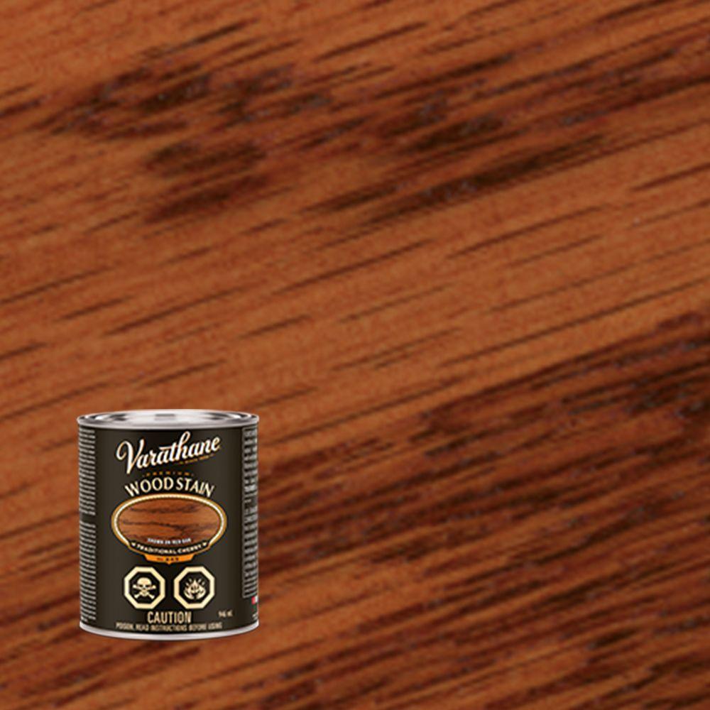 Teinture pour bois premier - Cerisier traditionnel (Base d'huile) (946ml)