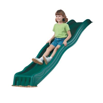 Cool Wave Slide in Forest Green