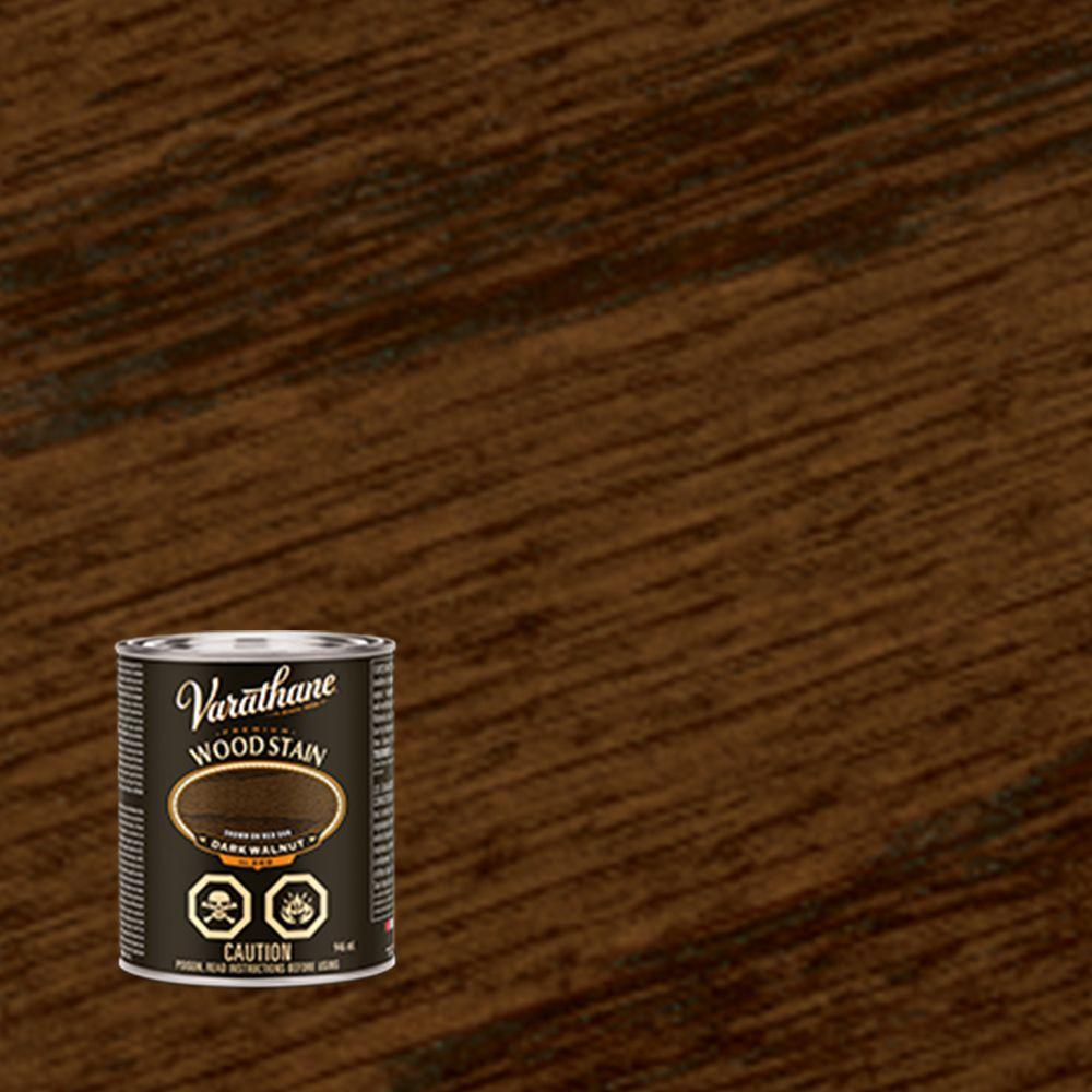 Teinture pour bois premier - Noyer foncé (Base d'huile) (946ml)