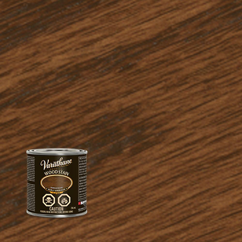 Teinture pour bois premier - Colonial Américain (Base d'huile) (236ml)