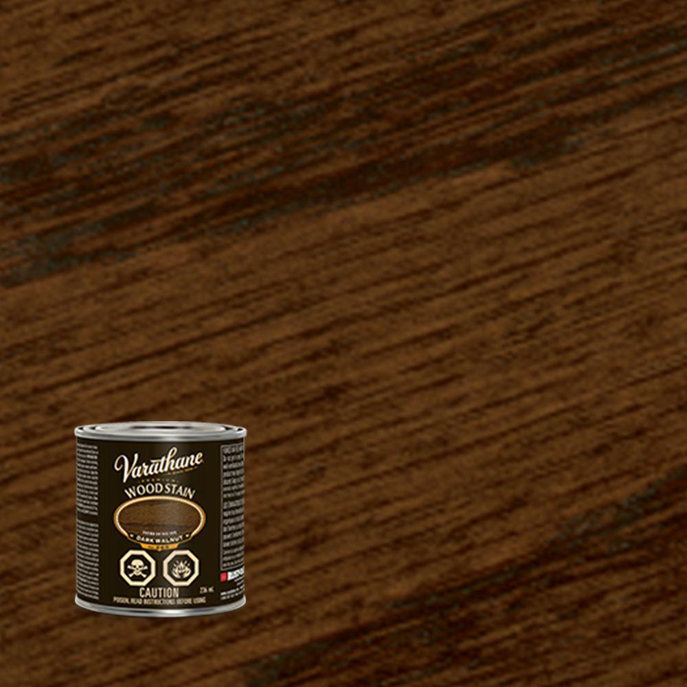 Teinture pour bois premier - Noyer foncé (Base d'huile) (236ml)