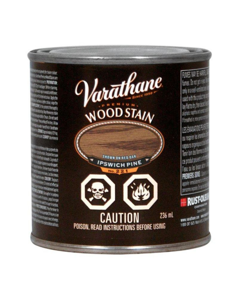 Premium Stain - Ipswich Pine (Oil Based) (236ml)