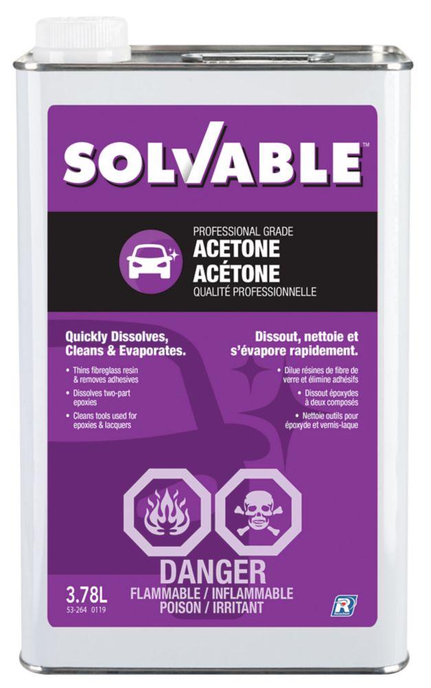 Recochem Acetone - 3.78 L