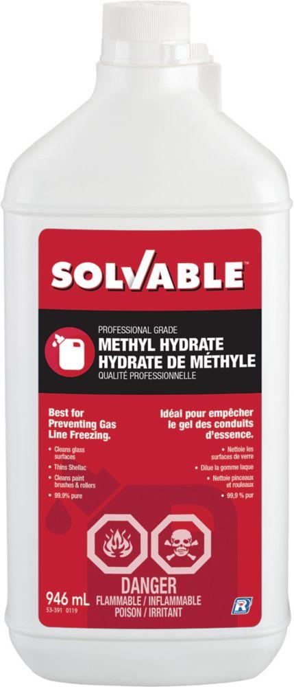 Hydrate de méthyle