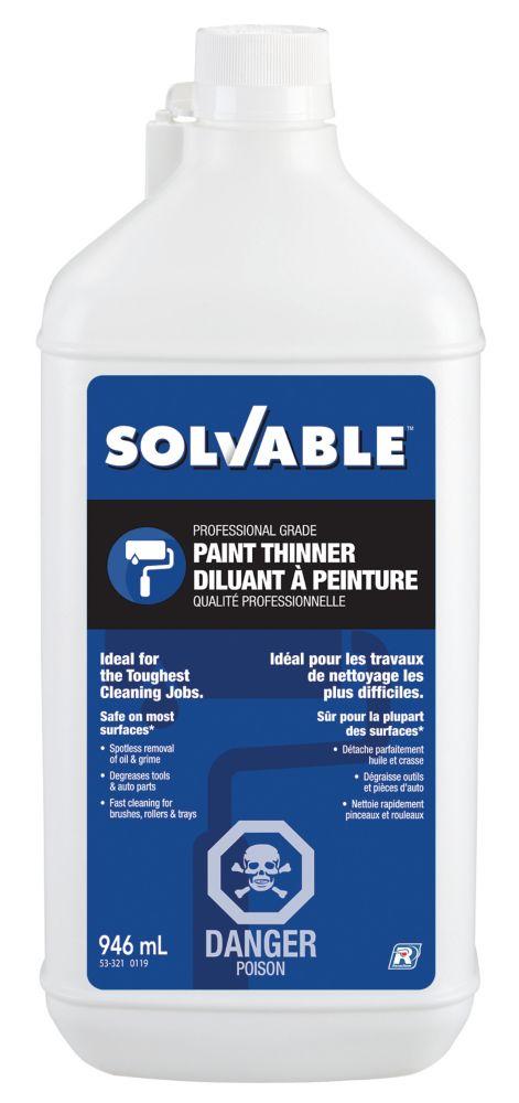 Paint Thinner - 946 ml
