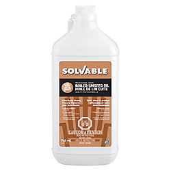 SOLVABLE Oil  Solvable Boiled Linseed Oil