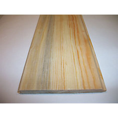 5/16-inch x 4-inch Pine Knotty VJT Cottage Grade