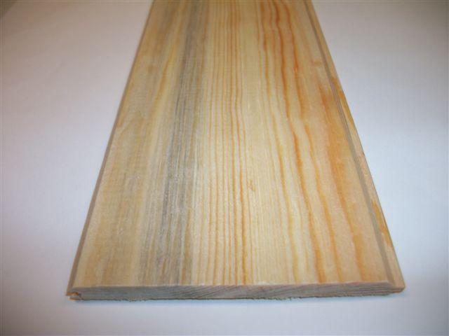 """Lambris pin noueux v-joint grade Cottage - 5/16"""" x 4"""""""
