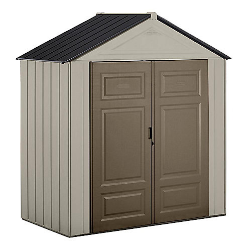Big Max Jr. 7 ft. x 3 1/2 ft. Shed