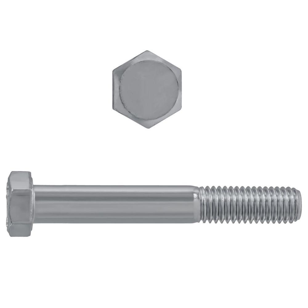 1/2x3-1/2 boulons de precision acier inox. 18-8