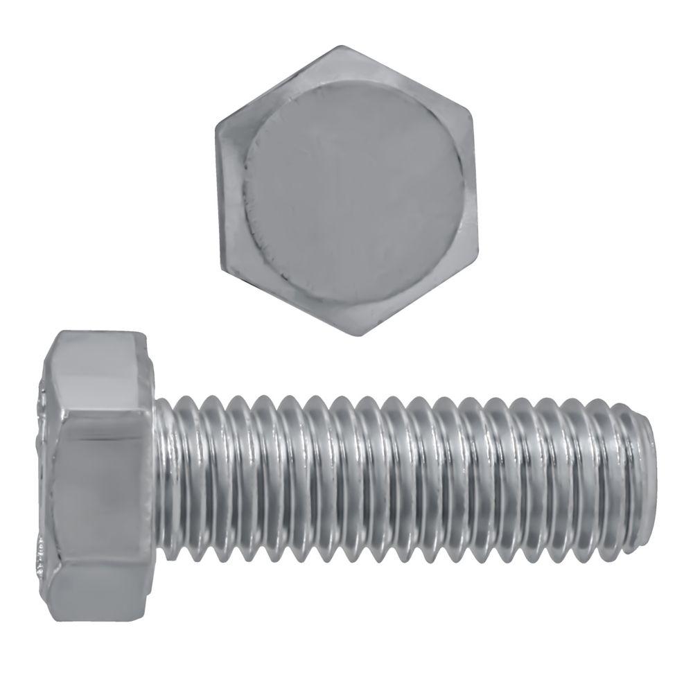 1/2x1-1/2 boulons de precision acier inox. 18-8
