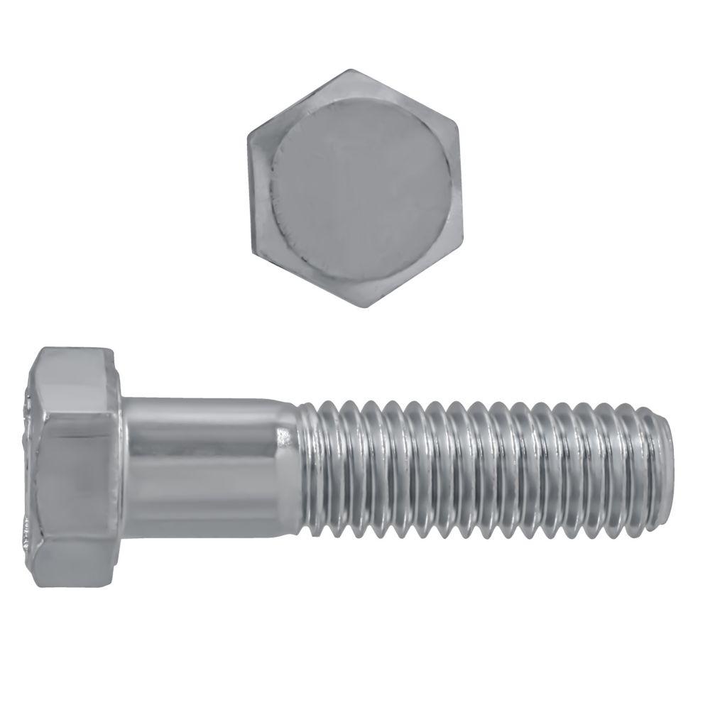 1/2x2 boulons de precision acier inox. 18-8