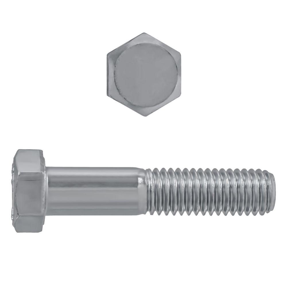 1/2x2-1/2 boulons de precision acier inox. 18-8