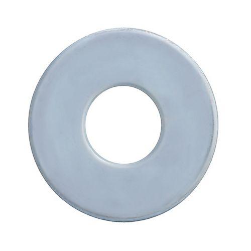 Paulin 5/8-inch Plain Steel Washers - Zinc Plated
