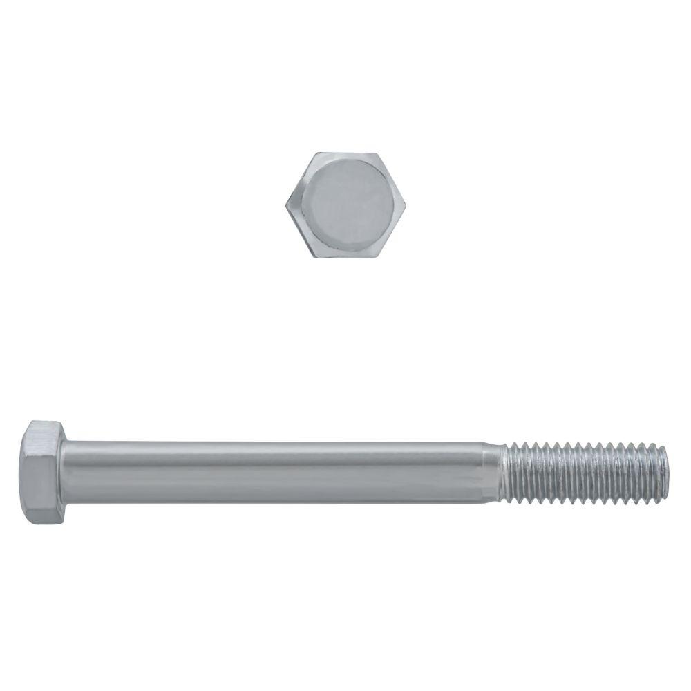 3/8x3-1/2 boulons de precision acier inox. 18-8