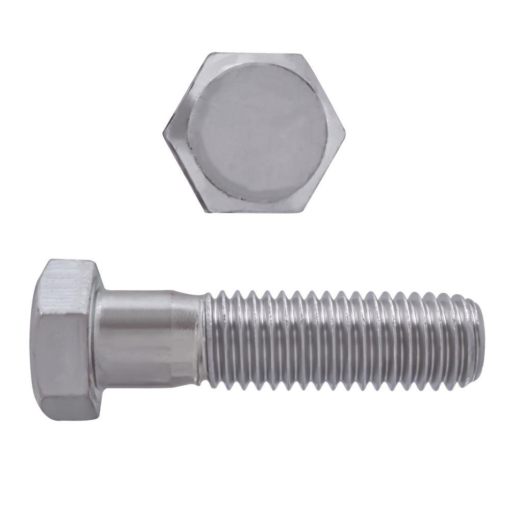3/8x1-1/2 boulons de precision acier inox. 18-8