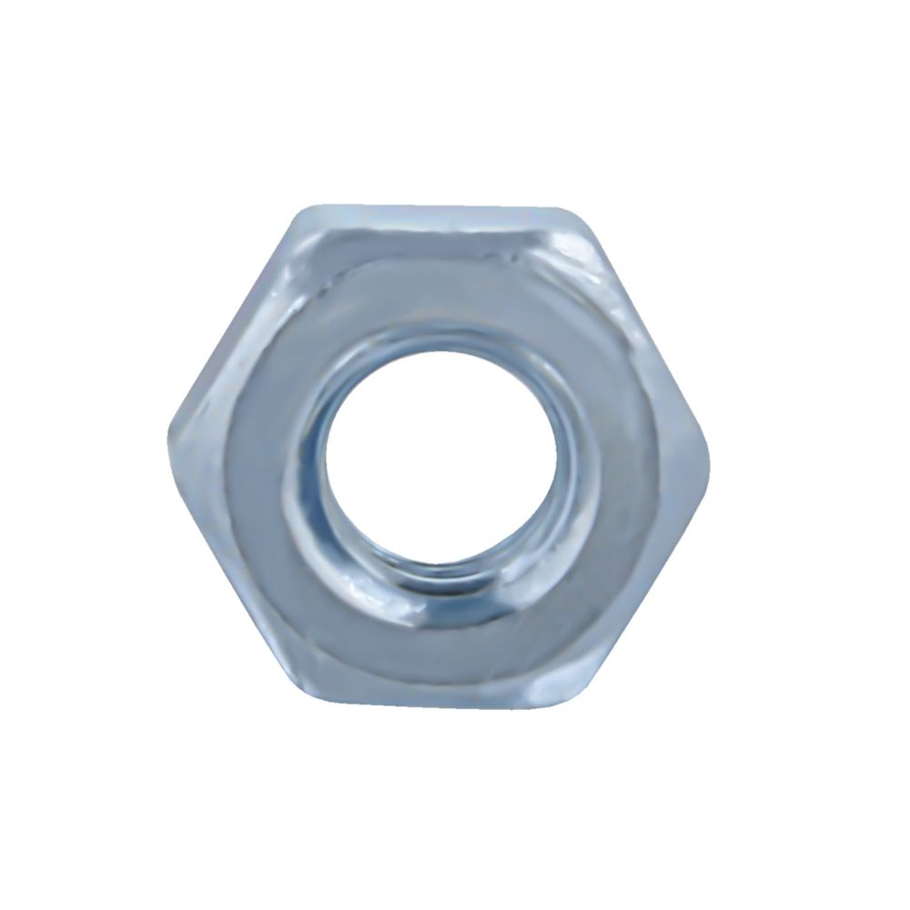 1/4 - 20 Fin Hex Nuts GR2 Unc