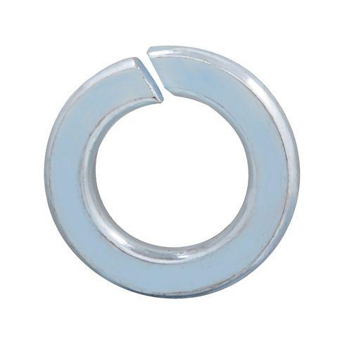Paulin 5/8-inch Steel-Regular Spring Lock Washers - Zinc Plated