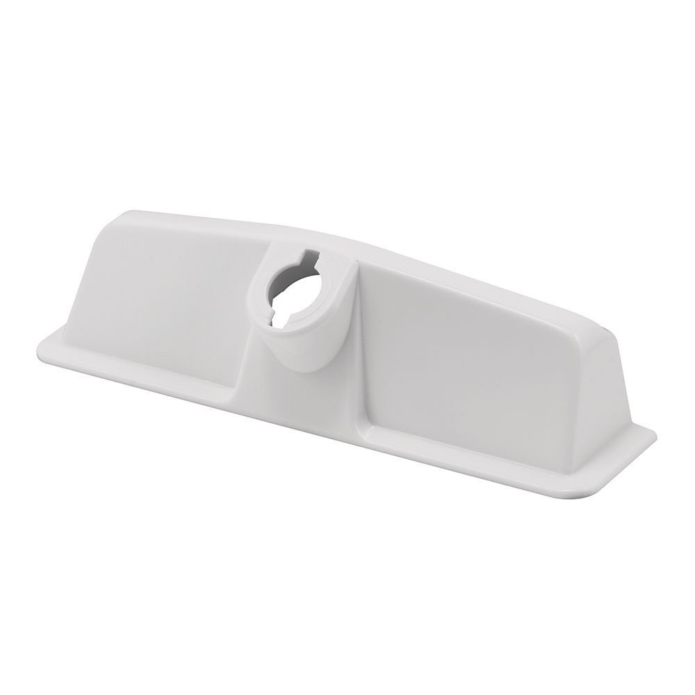 Entry guard Operator Cover, Snap-On, White