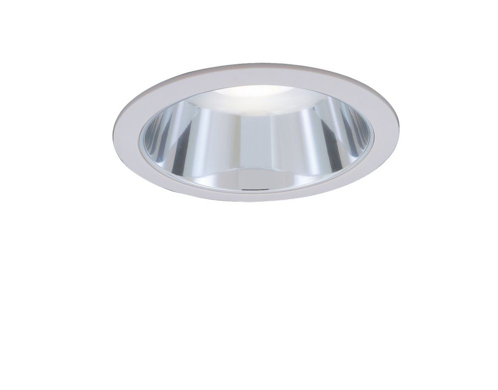 Commercial Electric 6 inch Clear Reflector, 75W, R30