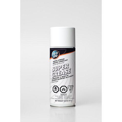 Jig-A-Loo Super White Lithium Grease