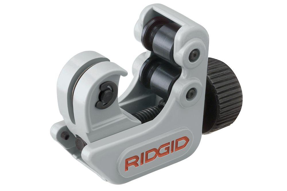 RIDGID No. 101 Midget Tube Cutter In. 1/4 In. - 1 1/8 In.