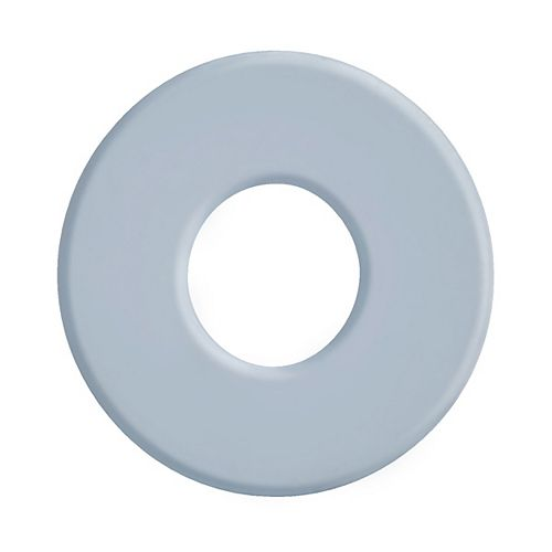 Paulin 1/2-inch Plain Steel Washers - Zinc Plated