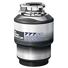 1HP  777ss Food Waste Disposer
