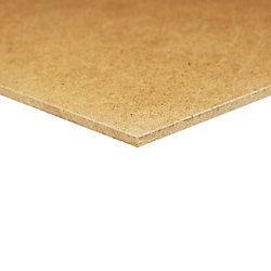 Cutler Group Panneau de fibres dures de 1/8pox24pox48po