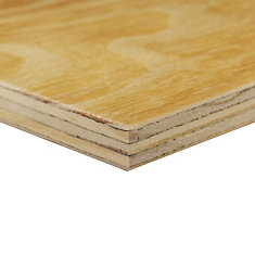 G1S Plywood 1/2 Inches X 24 Inches X 48 Inches