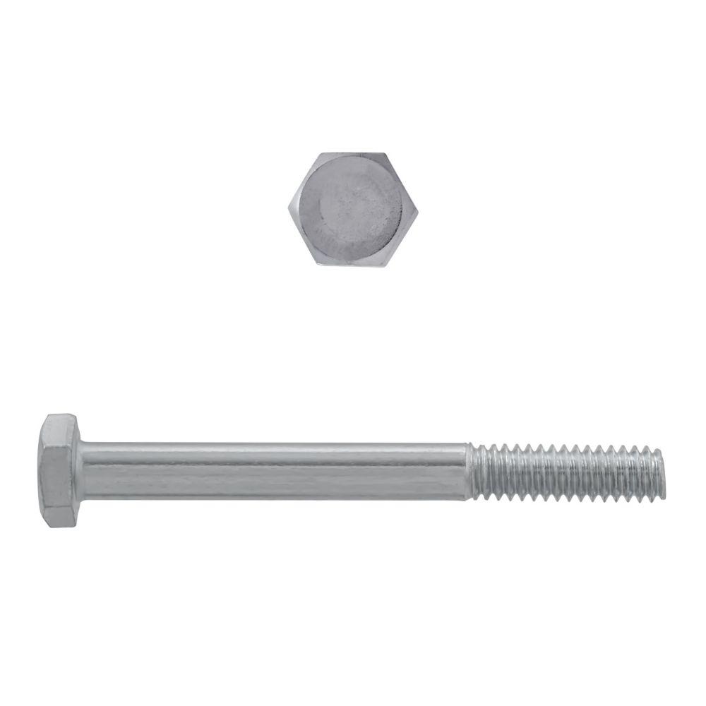 1/4x2-1/2 boulons de precision acier inox. 18-8